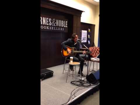 Rick Springfield performs Love Is Alright Tonite, Barnes & Noble The Grove, 5/9/14