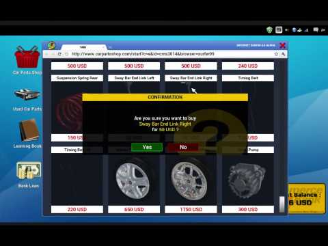 Car Mechanic Simulator 2014 (REPAIR ORDER INVOICE 14)