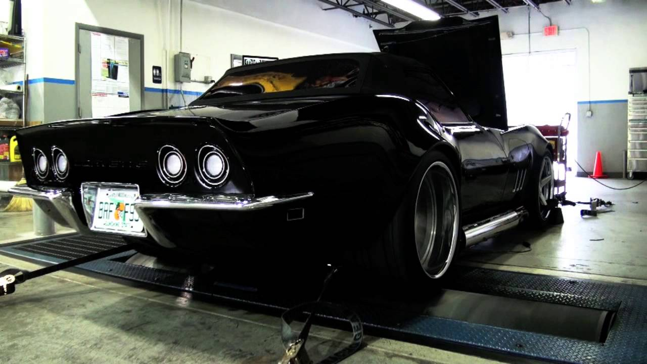 1969 Corvette Lsx Fast 360 Forged By Torq Youtube