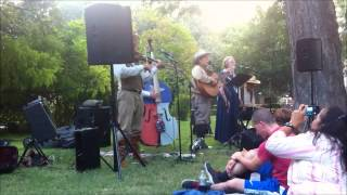 Kr Wood And Band, The Ballad Of Davy Crockett