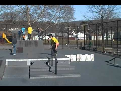 Reading PA Skateboarding