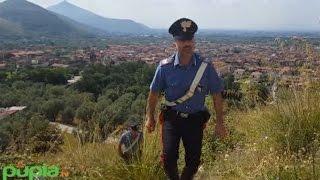 Bellona (CE) -  Ritrovato il corpo carbonizzato di Anna Della Cioppa (10.06.16)