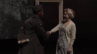 Official Clip | Queenie and Gilbert First Meet | Small Island - National Theatre at Home