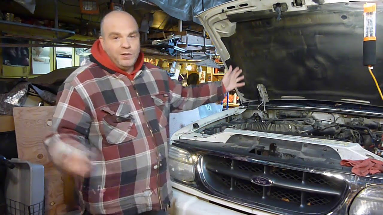 hight resolution of crank no start diagnose and fix ford explorer