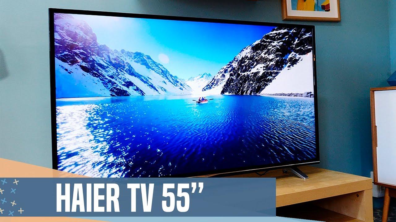 La Tv Que Te Querrás Comprar 4k 55 Smart Tv Por Menos De 500
