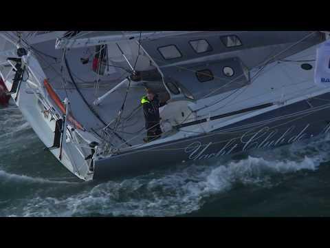 Malizia II Yacht Club de Monaco - Le Havre Bretagne Télé