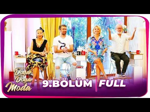 Doya Doya Moda 2.Sezon 9.Bölüm   23 Temmuz 2020