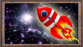 Видео для детей. Полёт в космос (1 часть)(Видео для детей Полёт в космос (1 часть) - в этом видео мы полетим в космос и будем сражаться с инопланетянами..., 2016-03-12T17:02:21.000Z)