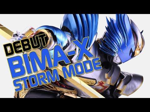 Debut Bima-X Storm Mode