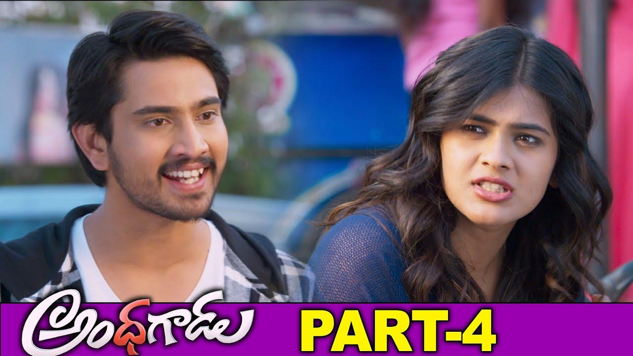 Andhhagadu Full Movie Part 4 | Raj Tarun | Hebah Patel | Rajendra Prasad | #NiharikaMovies