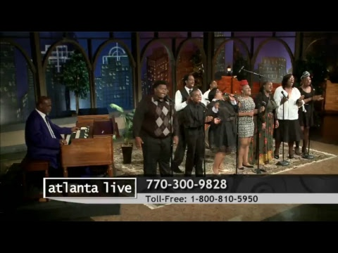 Atlanta Live Live (06/27/18) with music from Fresh Anoint Worship Center Choir