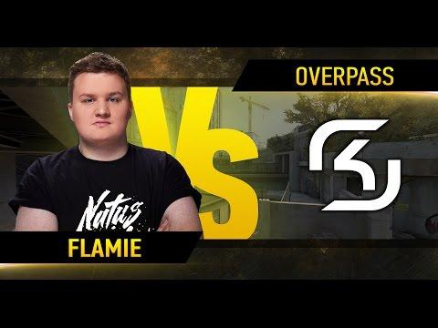 Na`Vi POV: flamie vs SK Gaming @ IEM Katowice 2017