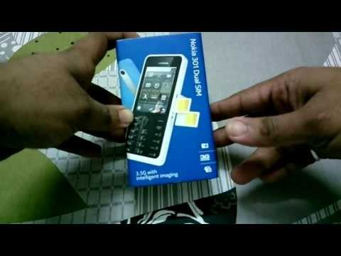 Nokia 301 Unboxing & Quick Review