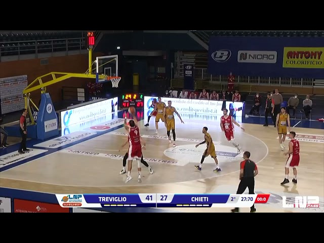 Blu Tv | Highlights Bcc Treviglio - Lux Chieti