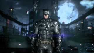 Batman Arkham Knight -  Gameplay TV Commercial Trailer (PC/PS4/XBOX ONE)
