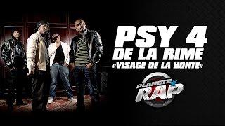 """Psy 4 de la Rime """" Visage de la honte"""" en live dans Planète Rap"""