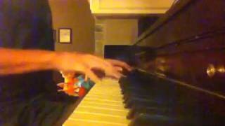 A Drop in the Ocean- Ron Pope piano cover by Joseph Schuck
