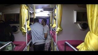 Cozy Comfy Ling Interiors Multi Axle Volvo Bus Travels