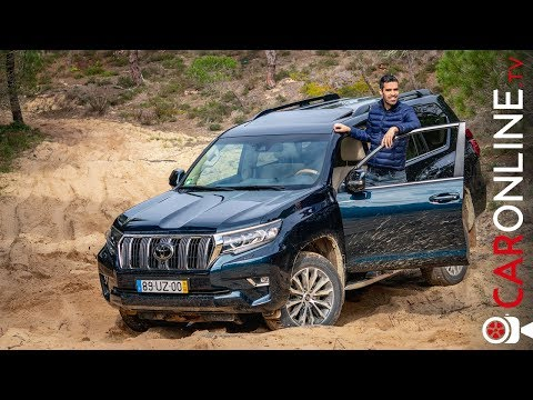 100.000 Eur pelo TOYOTA Land Cruiser 2019 [Review Portugal]