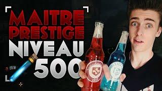 Passage au Maître Prestige LVL 500   BO3 Zombies Road to LVL 1000