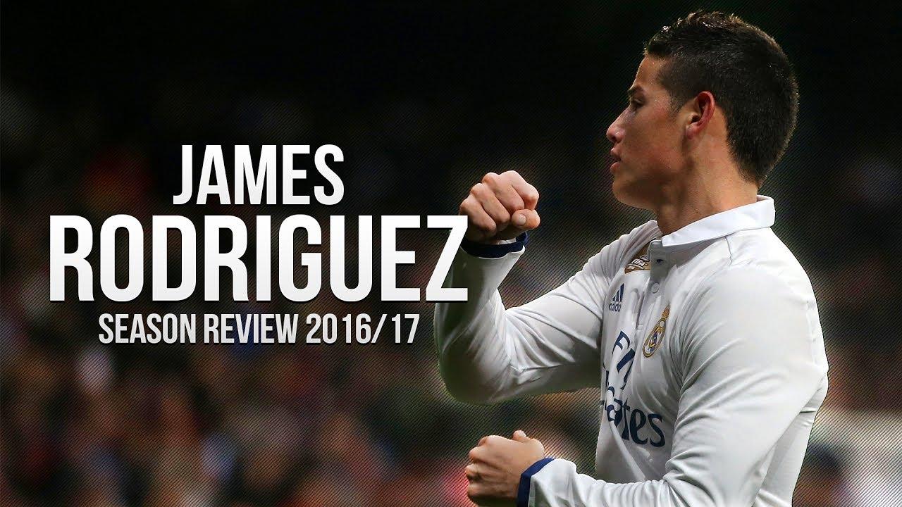 Download James Rodriguez - OVERALL Skills & Goals 2016/2017