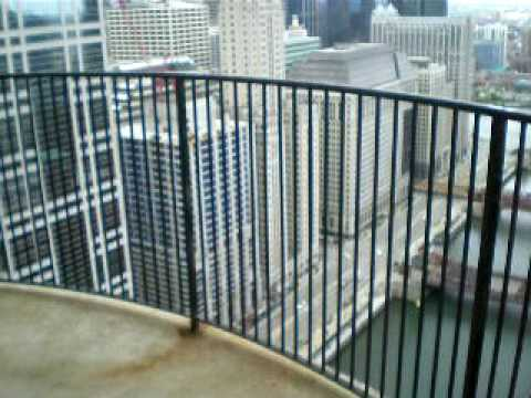 Marina Towers 49th Floor Studio Apartment