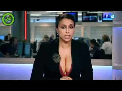 World's Greatest News Anchor - OMG SHE'S HOT!