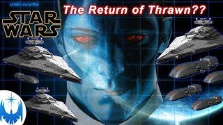 Will Thrawn Return After Star Wars Rebels?  Predictions!!