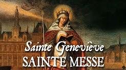 Sainte messe de la solennité de sainte Geneviève, patronne de Paris - GAUDENS GAUDEBO