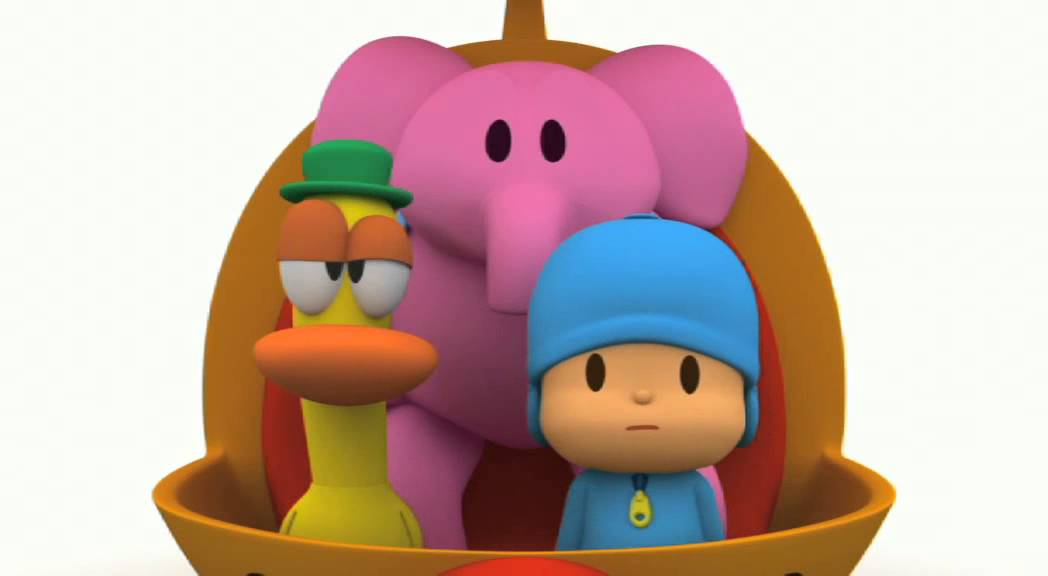 Pocoyo - More Than One Hour Of Cartoons For Kids -5808