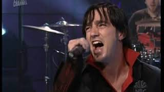 Download lagu Three Days Grace - Animal I Have Become (live The Tonight Show with Jay Leno)