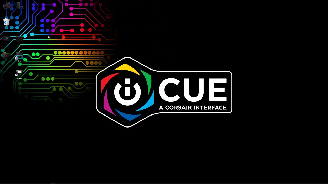 Wallpaper Engine Rgb Corsair Collection Free Download Youtube