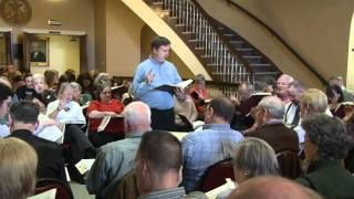 Sacred Harp 454 The Better Land HD