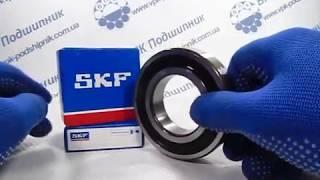 SKF подшипник 6209-2RS1/C3: обзор шарикового радиального подшипника