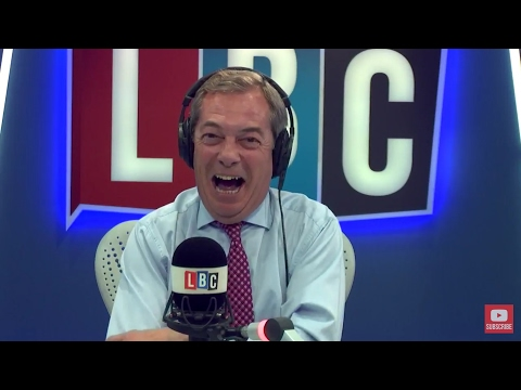 The Nigel Farage Show: Diane Abbott - May & Juncker. Live LBC - 2nd May 2017