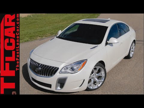 2017 Buick Regal Gs 0 60 Mph Performance Review A Pontiac By Any Other Name You