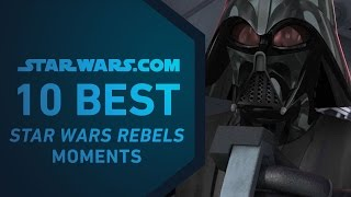 Best Star Wars Rebels Moments | The StarWars.com 10