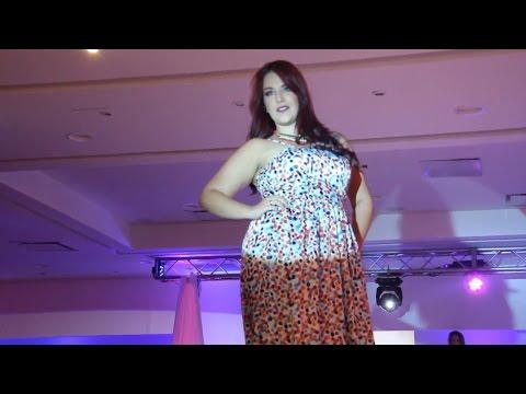 Colombia promueve pasarelas con modelos de talla grande
