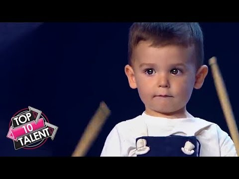 TOP 10 YOUNGEST Contestants EVER On Got Talent And Idols!