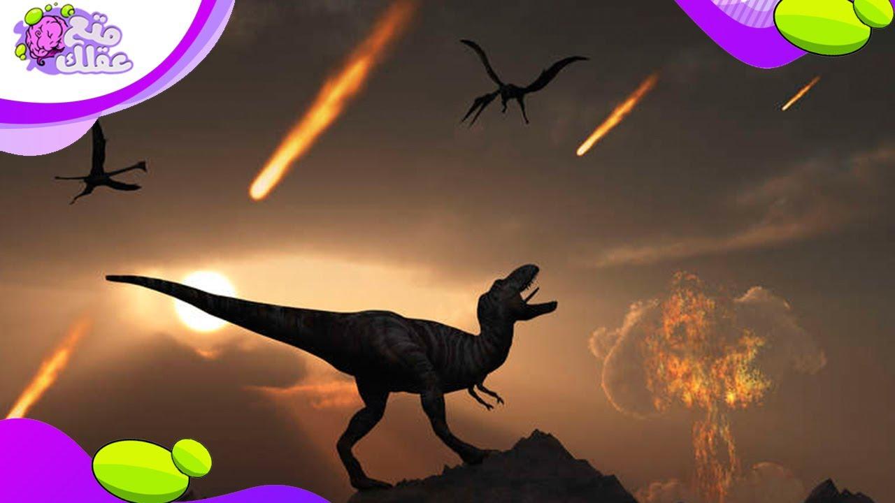 ماذا حدث للأرض بعد 10 دقائق من انقراض الديناصورات !