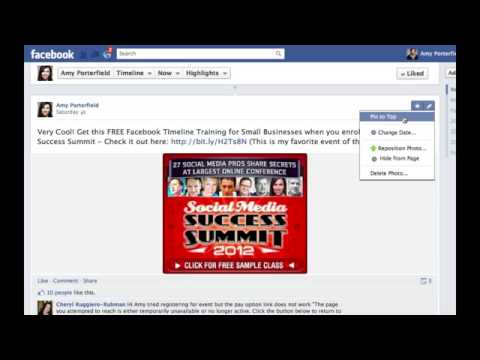 Facebook Marketing Video Tutorial  Social Media Examiner 2)