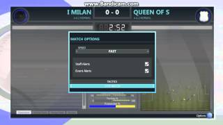 Premier Manager 2013 Gameplay