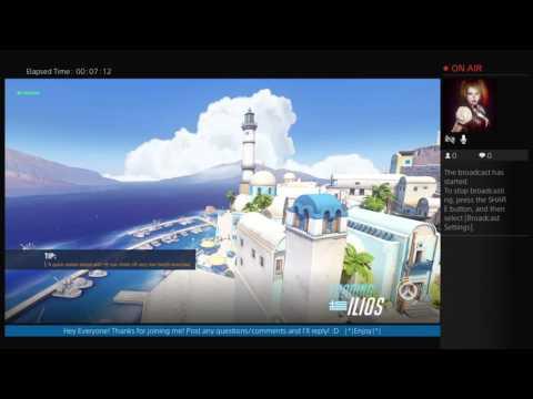 Kryza85's Live PS4 Broadcast