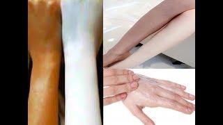 LIVE RESULT, सिर्फ दूध और नमक,हटाये हाथों, पैरों का कालापन,SuperEasy&Effective,GetSmooth,TanFreeBody