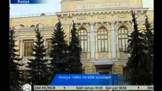 Rusiya rublu sürətlə ucuzlaşır
