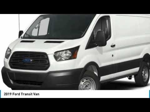 2019 Ford Transit Van B60692
