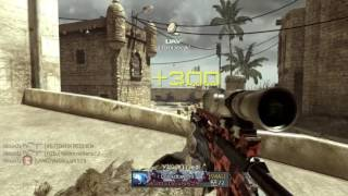 IBounZz: Mw3 Sniper Montage #9