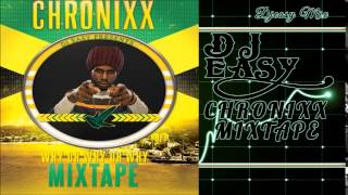 Chronixx {Why Oh Why Oh Why} Mixtape mix by djeasy
