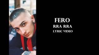 Fero - Rra Rra (Official Video 4K)