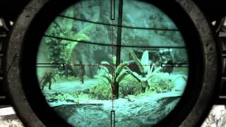 Ghost Recon : Future Soldier - US Launch Trailer [UK]
